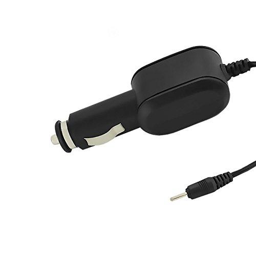 Qoltec 7916.ŁAD Autoladegerät für Tablet/Smartphone (2,5 x 0,7 x 10 mm, 25W, 12V, 2,1A)