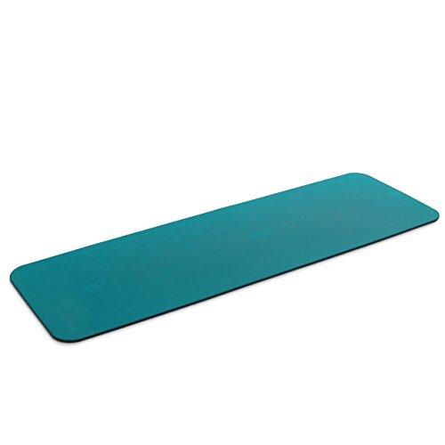 AIREX Fitline 180, Gymnastikmatte, wasserblau, ca. 180 x 60 x 1 cm