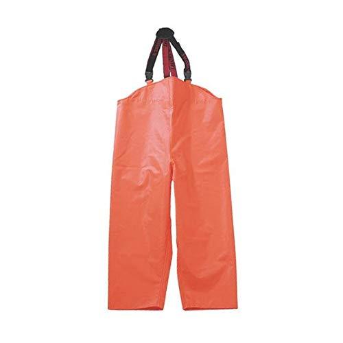 Lalizas Fischerei Hose Regenhose rot Workwear Arbeitskleidung S-XXL, Größe:S