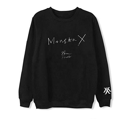 FY FOREVER YOUNGER KPOP Moda MONSTA X Álbum De Otoño