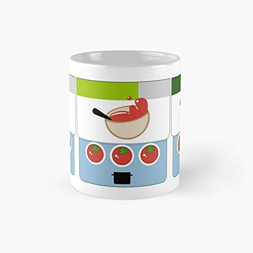 Overcooked - Soup To Be Served Classic Mug 11 Oz.