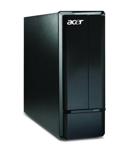Acer Aspire x1301 Desktop, AMD Athlon 423, 3GB, 500GB, DVD-RW,NVIDIA GeForce 7100, Windows 7 Home Premium