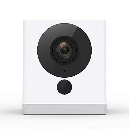 ネットワークカメラ ATOM Cam(アトムカム):1080p フルHD 高感度CMOSセンサー搭載 赤外線ナイトビジョン 動作検知アラート機能 防犯カメラ/ペットカメラ/見守りカメラ/ベビーモニター ATOM tech製