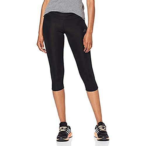 adidas Own The Run Tgt, Leggings Sportivi Donna, Black, XS