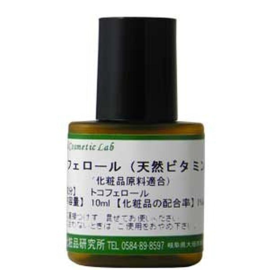 バスルームホール規則性トコフェロール (天然ビタミンE) 10ml 【手作り化粧品材料】