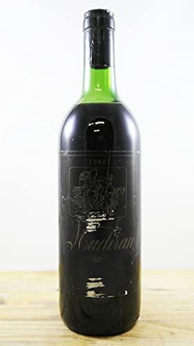 Wein Jahrgang 1982 Madiran Flasche