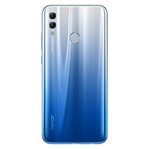 HONOR 10 Lite Smartphone Huawei Movil Inteligente 3GB + 128GB Teléfono Móvil 3400mAh de Pantalla Completa Full HD 6,2' con Cámara Dual AI Trasera 13MP + 2MP Cámara Frontal 24 MP (Global Version)