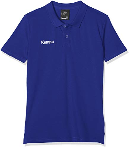 Kempa Erwachsene Classic Polo Shirt Bekleidung Teamsport, Royal, M
