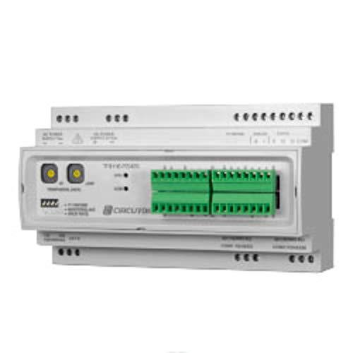 Attrezzatura Circuitore TRH16-RS485 per il monitoraggio di impianti fotovoltaici (Referenza: E80005)