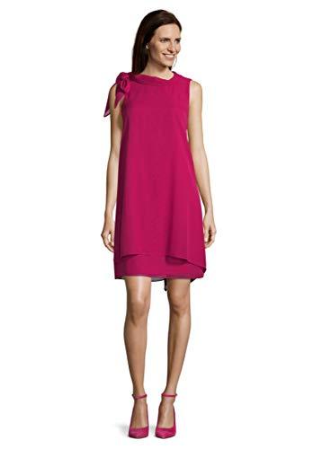Vera Mont Damen 0053/4825 Kleid, Rosa (Berry Pink 4221), (Herstellergröße: 40)