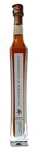 CONDIMENTO AROMATICO AL PEPERONCINO A BASE DI OLIO EXTRAVERGINE DI OLIVA - BOTTIGLIA DA 100 ML