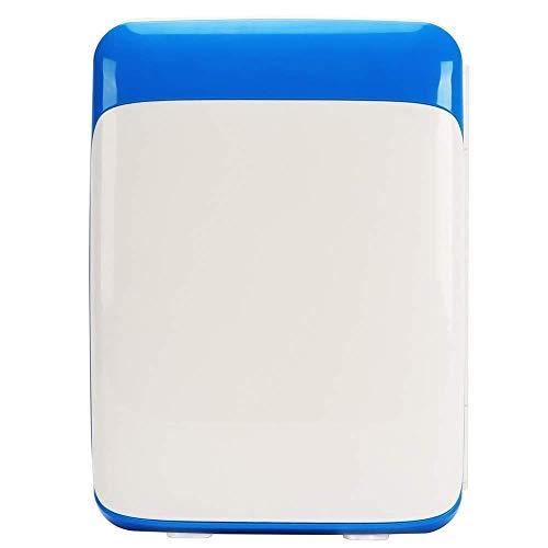 Draagbare koelkast voor auto, elektrische koeler, 10 liter, koud/warm, compact, mini-koelkast, geschikt voor slaap of boot op kantoor of op reis