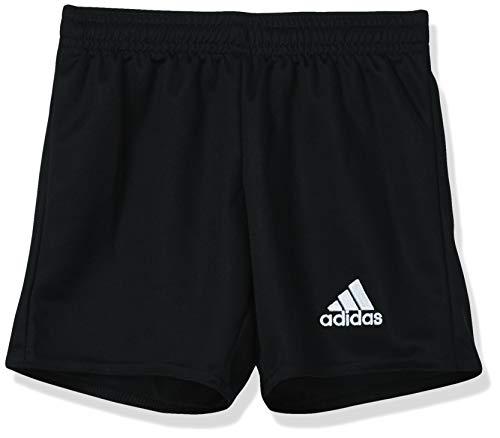 adidas Boys' Parma 16 Shorts, Black/White, Small