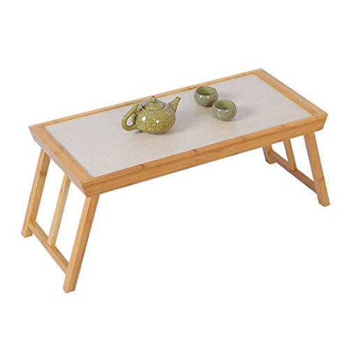 Beistelltische Couchtisch Kleiner Tisch Im Wohnzimmer Klapptisch Fensterbank Bodentisch Kleiner Esstisch Tatami Tisch Studie Computertisch (Color : Yellow, Size : 65 * 28 * 28cm)