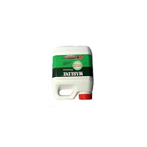 Carburant Alkylate MARLINE Premium pour moteur 4 Temps Bidon de 2 litres