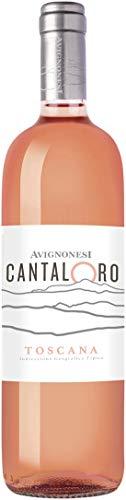 Avignonesi Cantaloro Rosato Toscana Sangiovese 2018 Bio Rosewein trocken (1 x 0.75 l)