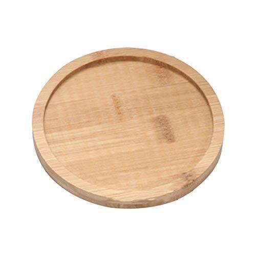 lfdhcn bonsai bloempothouder vleesachtig kussen houten dienblad plantenbak vaas mat stand thuis