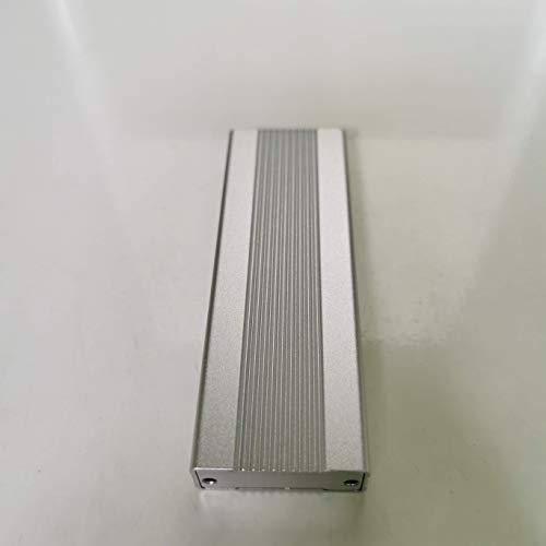 Hard disk esterno da 2 TB, hard disk esterno portatile per PC, laptop e Mac (2 Tb, argento)