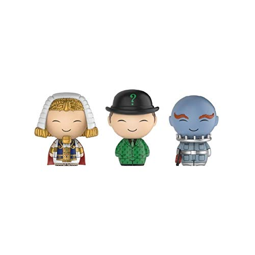 Dorbz: DC: Riddler, King Tut y Freeze