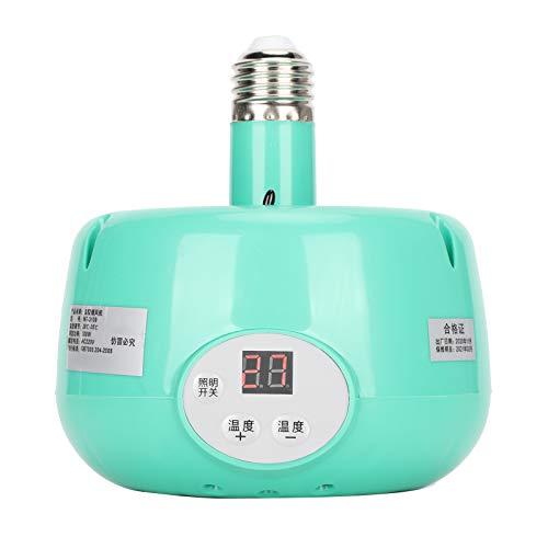 Pssopp E27 - Lámpara de calor para mascotas, diseño de aves, E27