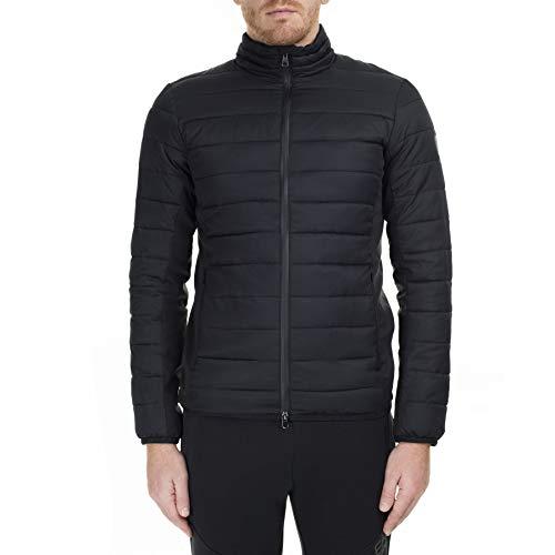 EA7 - EMPORIO ARMANI - korte jas - S, zwart