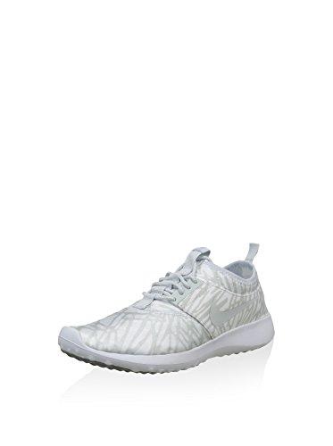 Nike Damen WMNS Juvenate Print Fitnessschuhe, weiß/grau, 38.5 EU