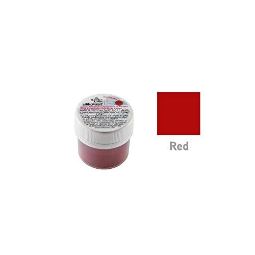 Fimel Colorante Alimentare in Polvere, Rosso - 60 g