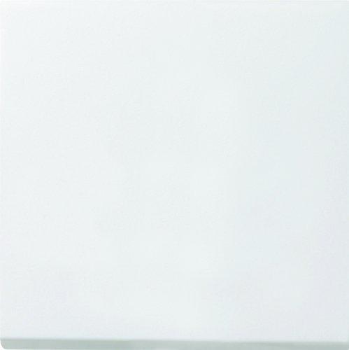 Gira 0543112 Funk Aufsatz Schalten und Dimmen Flächenschalter, reinweiß