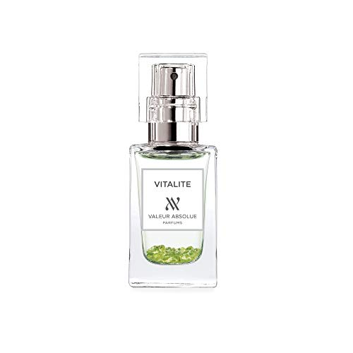 Valeur Absolue Vitalité Perfume | Uniquely Crafted to Revitalize Your Senses | Zesty & Sweet | Handmade in Southern France | 0.47 Fluid Ounces