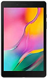 "Samsung Galaxy Tab A with LTE, 1.4GHz Quad-Core, 2 GB, 32 GB ROM, 8"" Display, Android 8.1, Black"