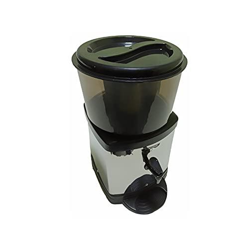 Bebedouro Filtro Água De Inox Com Base De Barro Acquamar