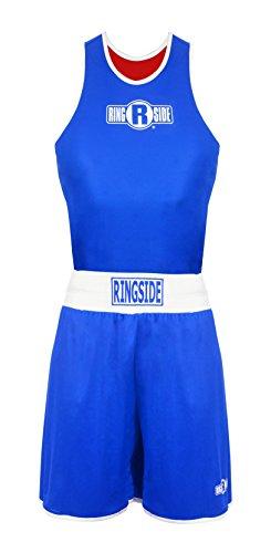 Ringside Wendbares Wettkampf-Outfit, Unisex-Erwachsene Herren, X-Large