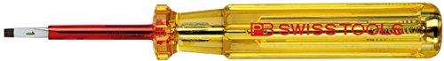PB Swiss Tools PB 175/1 elektrische schroevendraaier, rood, geel, 15 cm