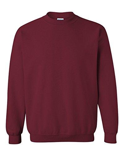 Gildan Men's Heavy Blend Crewneck Sweatshirt - X-Large - Garnet