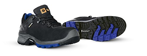 2work4 Men\'s Safety Shoes black Size:  8