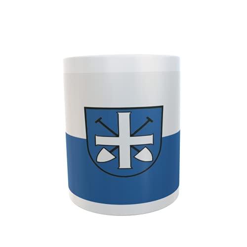 U24 Tasse Kaffeebecher Mug Cup Flagge Graben-Neudorf