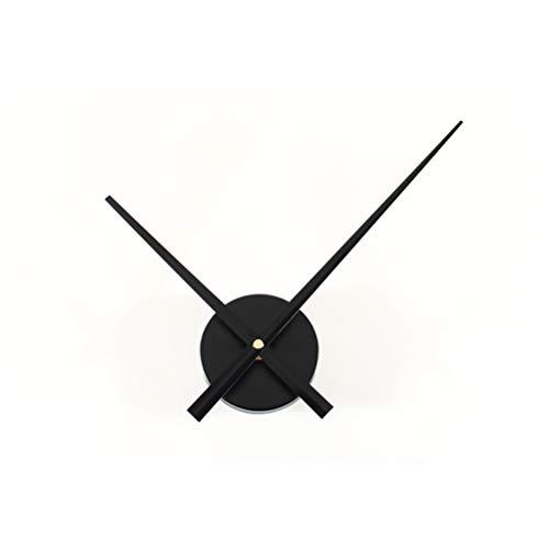 VOSAREA Reloj de Pared silencioso Kit de Movimiento de Cuarzo Reloj Mecanismo de Bricolaje Reloj Colgante Manos Mecanismo Mecanismo de reparación de Partes