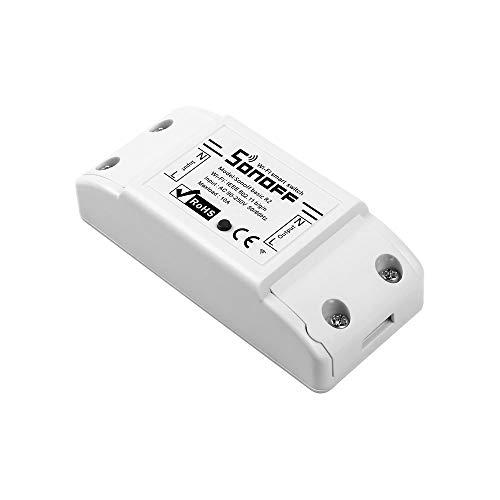 Sonoff Basic 10Amp para Apple HomeKit Wifi Control Remoto