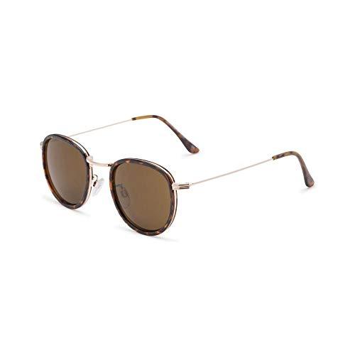 Mass Vision The Esteemed Lesesonnenbrille (kein Bifokal), volle Linse Gr. M, türkis