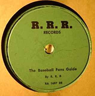 The Baseball Fan's Guide/ Say Hey, Hey Say (Willie Mays Song) (1955)