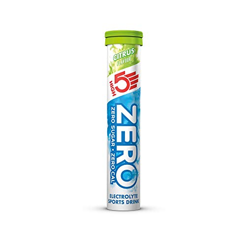 HIGH5 Zero Hydration Tabletten mehrfarbig 20 Count (Pack of 1)