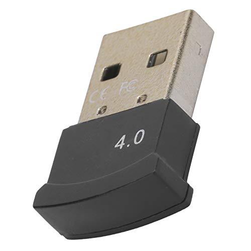 Weikeya Inalámbrico USB Bluetooth Adaptador, Voz Datos Poder Consumo 3Mbps Portátil Inalámbrico Audio El plastico Cáscara por Computadora portátil PDA Auriculares Doble Modo Transmisión