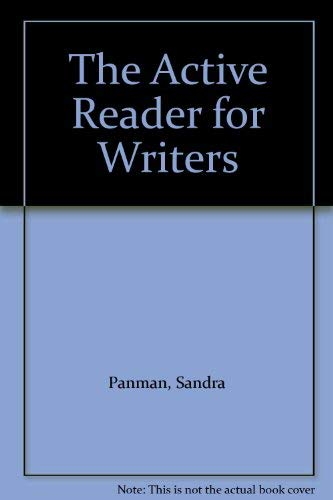 The Active Reader for Writers