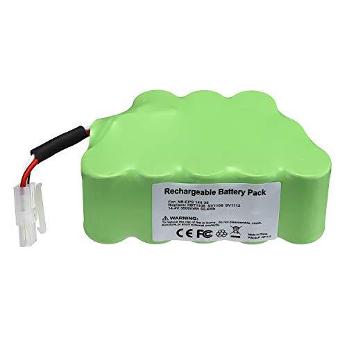 Dutyone 14.4V 3500mAh Replacement Battery for Shark XBT1106 SV1106 SV1112 Freestyle Navigator Cordless Stick Vacuum XB1100 SV1100 SV1107 Ni-MH Battery