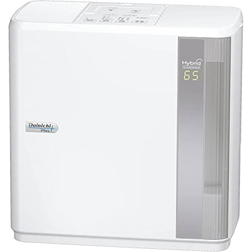 ダイニチ ハイブリッド式加湿器 ホワイト HD-5020-W