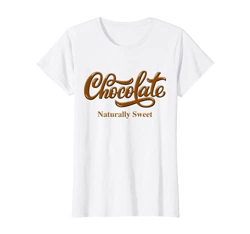 Chocolate Naturally Sweet Tee Pr...