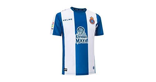 KELME - Camiseta 1ª Equipacion 18/19 R.c.d. Espanyol