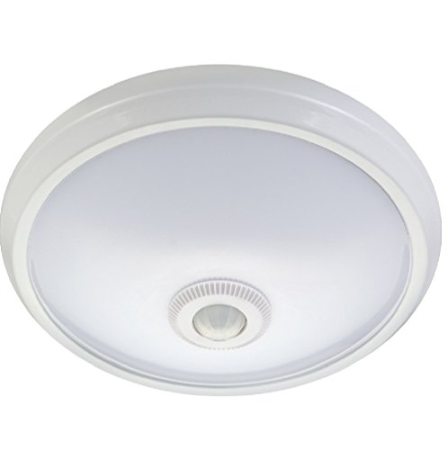 Downlight led con detector de presencia