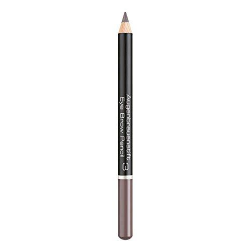 ARTDECO Eyebrow Pencil, Augenbrauenstift, Nr. 3, soft brown