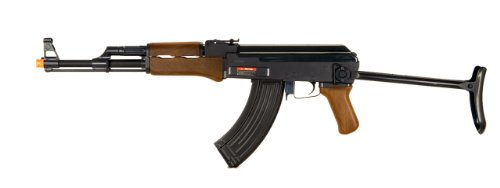 Double Eagle AK-47 CQB AEG Semi/Full Auto Electric Airsoft Rifle Gun...